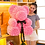 Thumbnail: Flower Bear (XL) - Pink