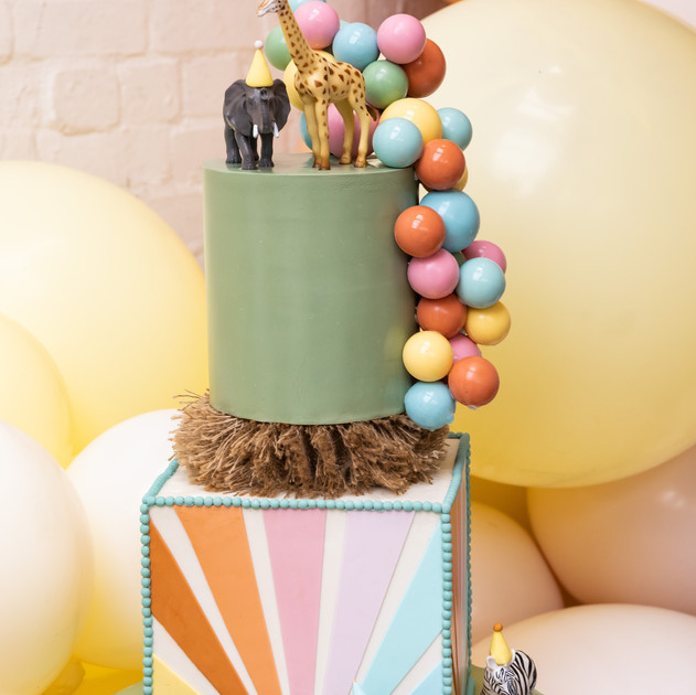Kids Party Bond Party Supplies Miami cak