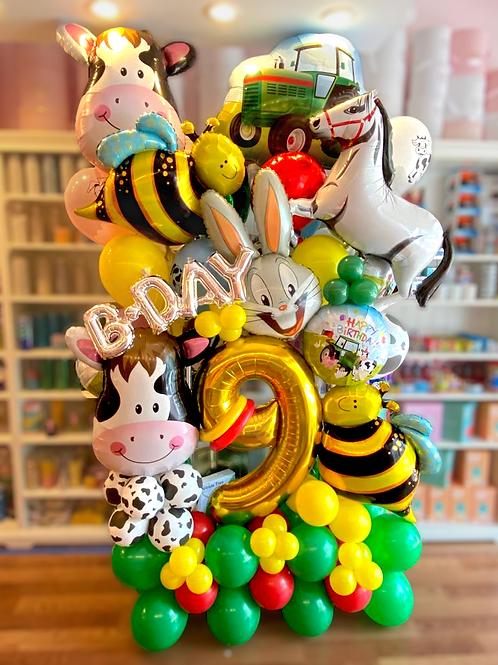 Farmy Farm Balloon Sculpture (Large)