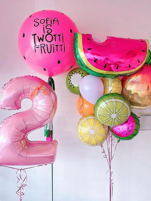 Tutti Frutti  - Balloon Sets