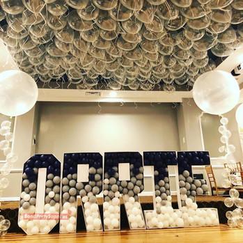 Balloon Mosaics Lux decor