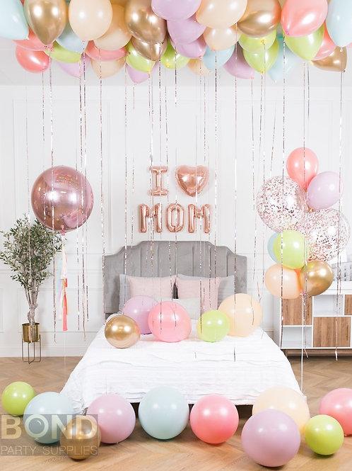 Room Balloon Decor For Mom - M