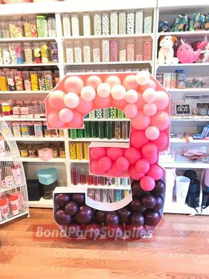 Bond Party Supplies Balloon Mosaics