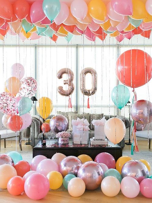 Birthday Surprise Setup - GRAND