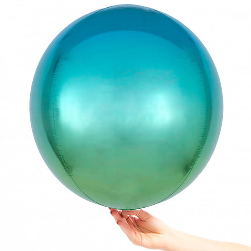 Perfectly Round Orbz Ombre Blue
