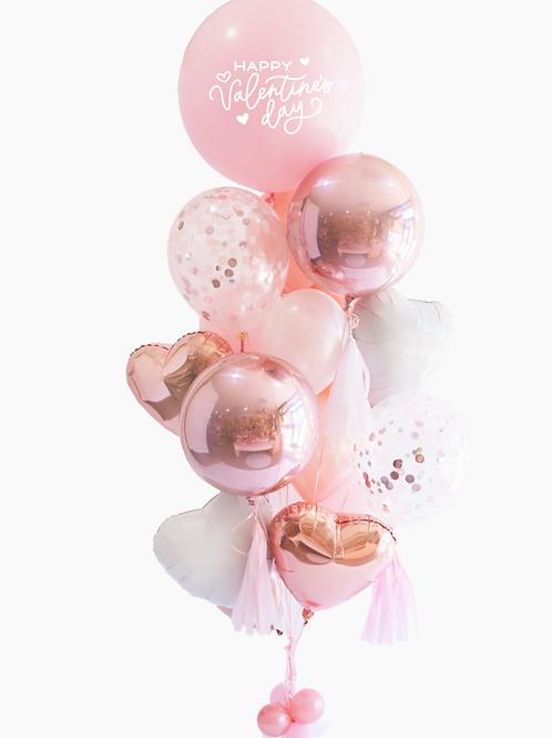 Elegant Valentines Bouquet (L) - Personalizable