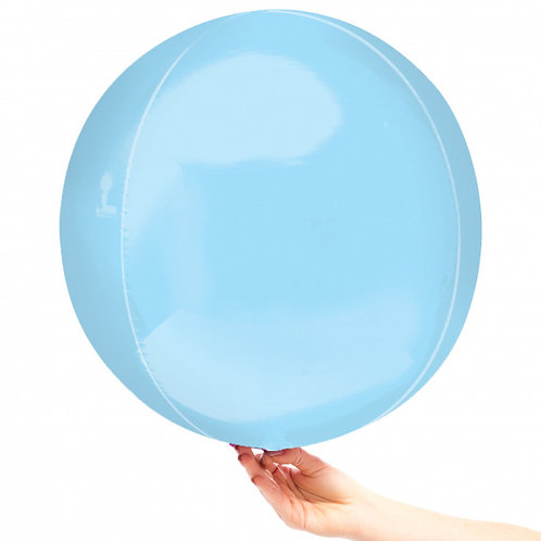 Perfectly Round Orbz Baby Blue
