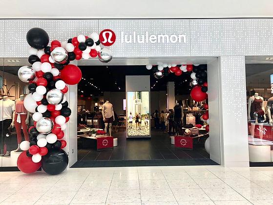 Lululemon Balloon Garland.JPG