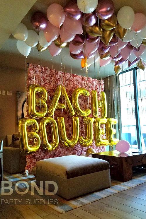 Bach & Boujee - Balloon Decor