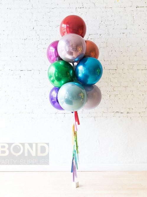 """Happy""   - Lux Balloon Bouquet"
