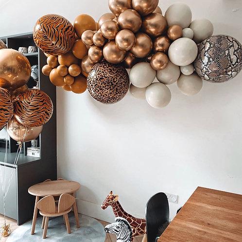 Jungle Is New Lux - Mini Balloon Garland