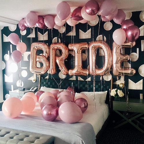 BRIDE - Balloon Decor M3