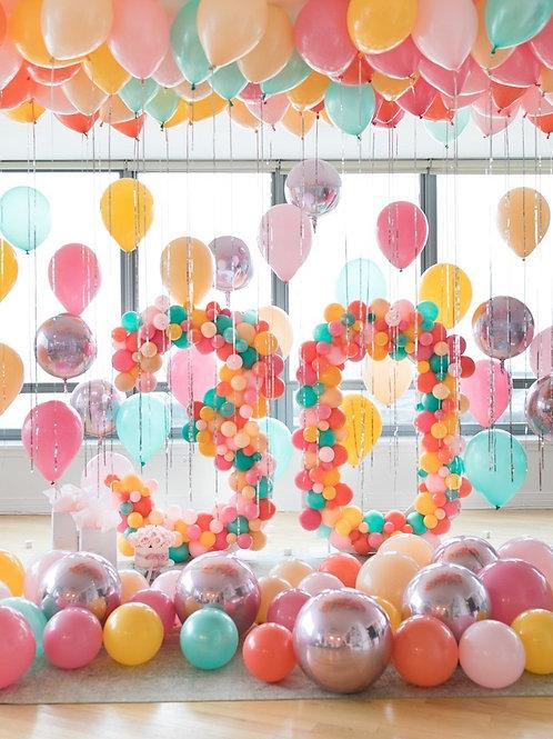 Birthday Surprise Setup - Inspiring