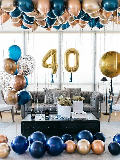 Birthday Surprise Decor - (M)