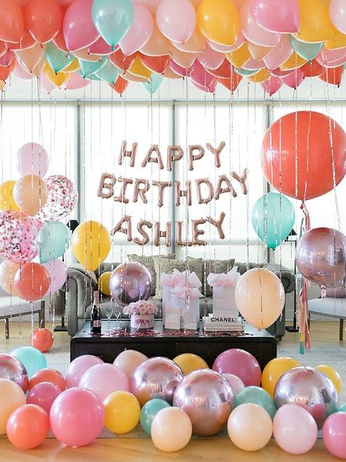 Birthday Surprise Setup - GRAND2