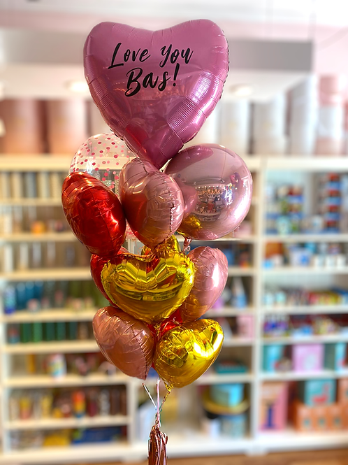 LOVE IS ALL YOU NEED - BALLOON BOUQUET