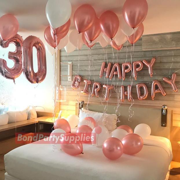 Happy Birthday Hotel Decor.JPG