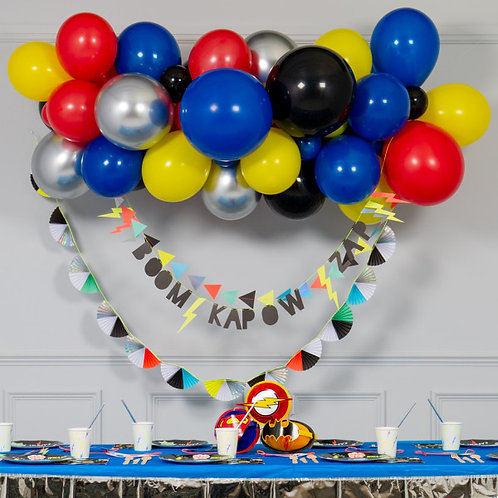 SuperHero Mini Garland