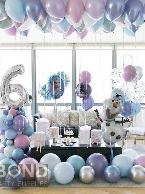 copy of Unicorn Birthday Surprise Decor -L