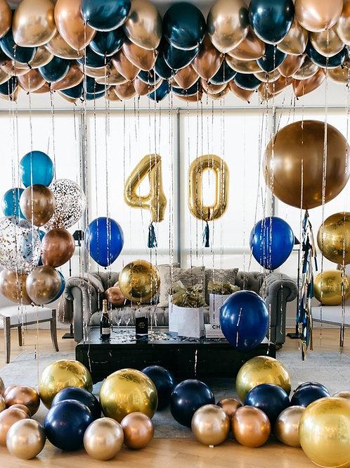 Birthday Surprise Decor - GRAND