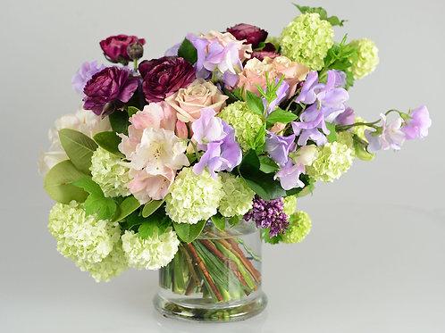 Sorbet In A Vase