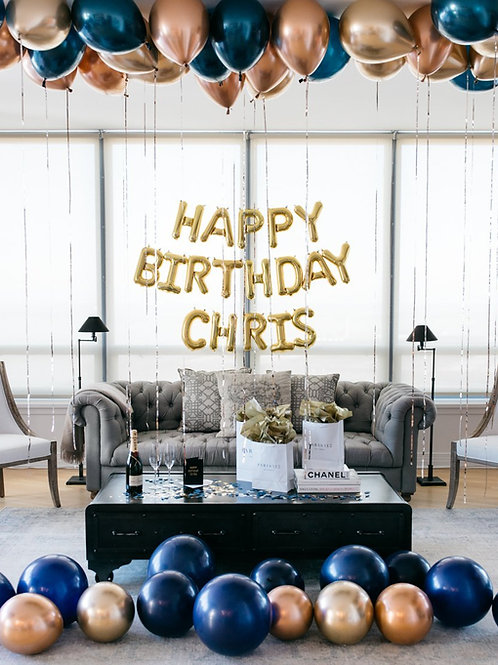 Birthday Surprise Decor -S2