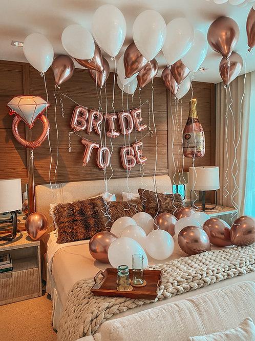 Bride To Be - Balloon Decor S1