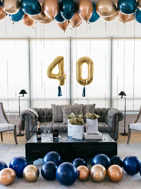 Birthday Surprise Decor -S