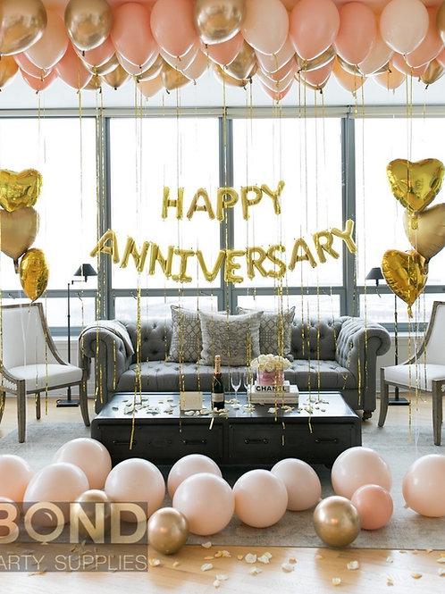 copy of Anniversary Balloon Decor -M