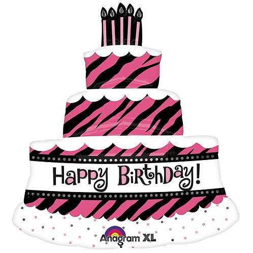 "Cake Birthday (41"")"