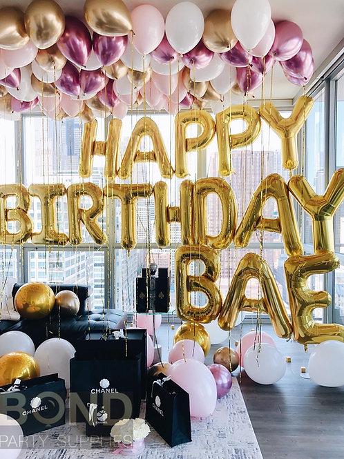 Birthday Surprise Jumbo Decor