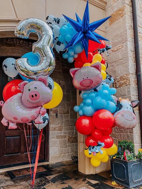 Birthday Farmy Farm