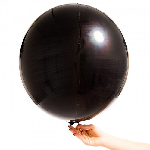 Perfectly Round Orbz Black