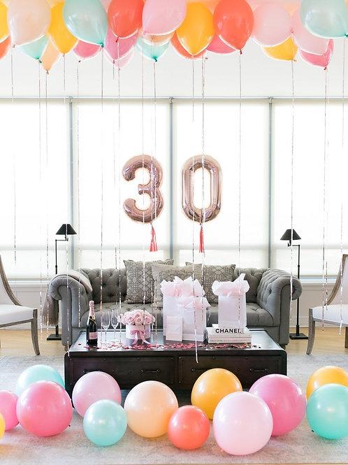 Birthday Surprise Setup -S
