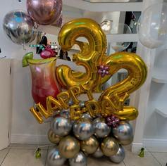 Sobe Balloon Scultpure