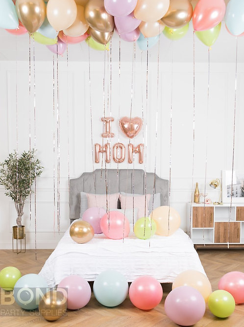 Room Balloon Decor For Mom - S