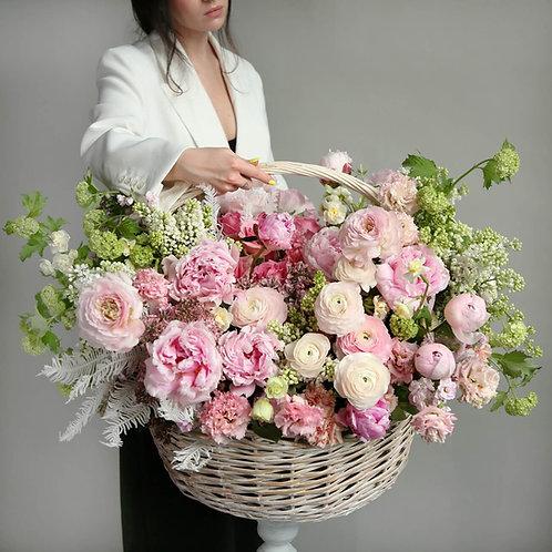 Edens Garden - Flower Basket