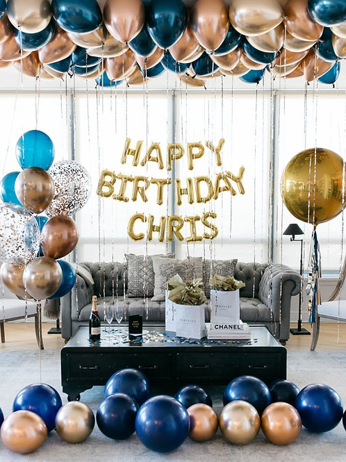 Birthday Surprise Decor -M2