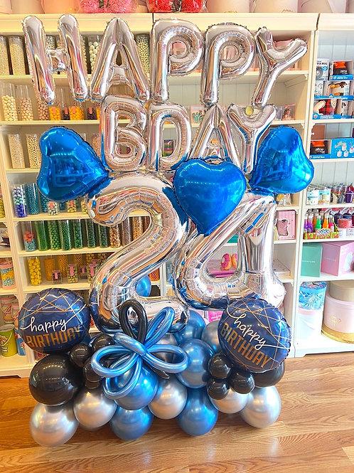 SB Balloon Sculpture