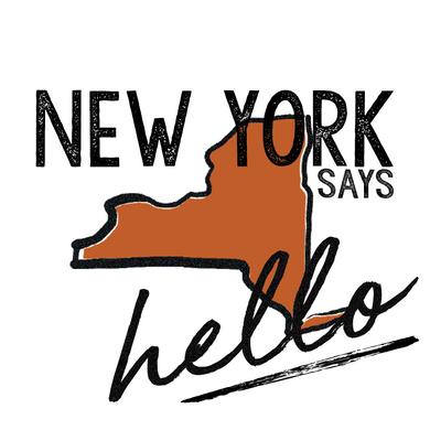 New York Says Hello