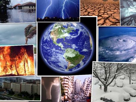 Our Earth in Turmoil...