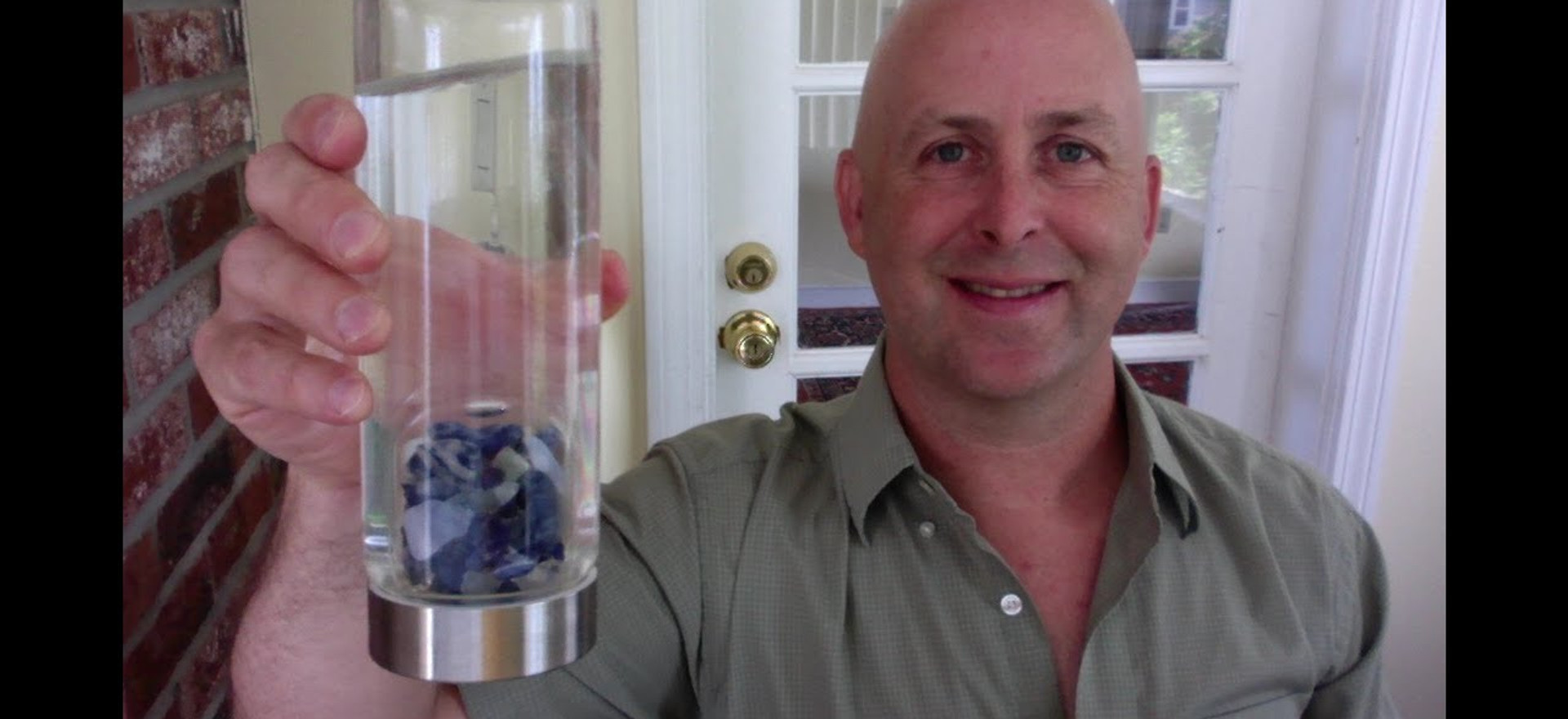 VitaJuwel's Infinity Gem Water Bottle Just Released!