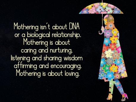 The simplicity of nurturing...