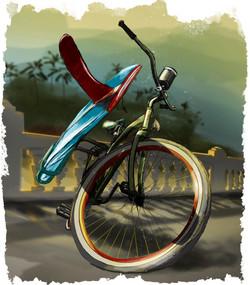 bike surf
