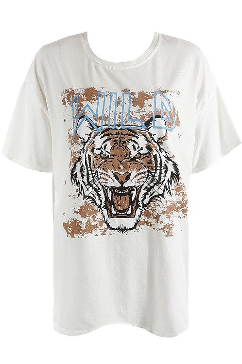 Tina Tiger Wild T-shirt