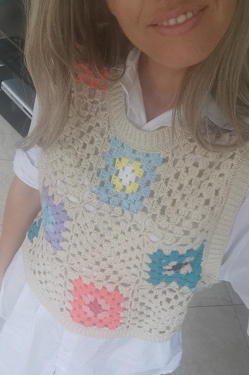 Tara Long White Shirt