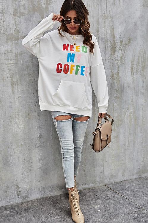 Need my coffee Top