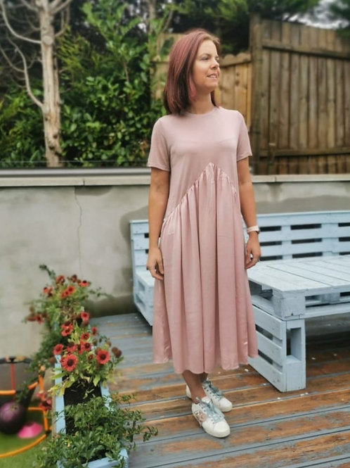 Darcey Dress in Pink