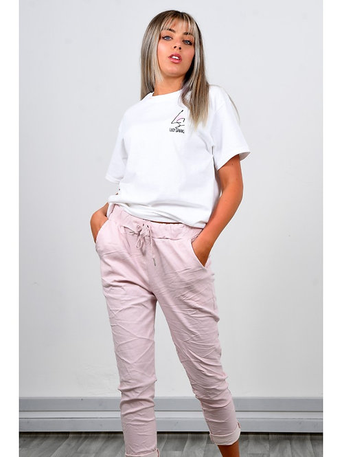 Betzy Trouser in Pink