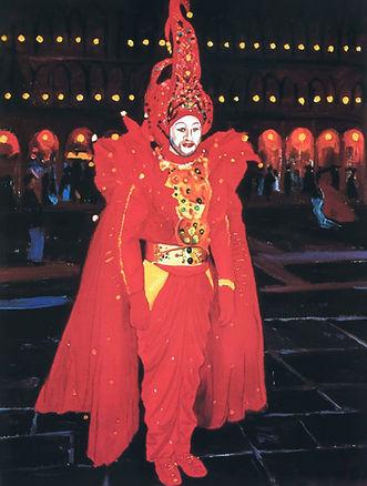 Red Man, 1986